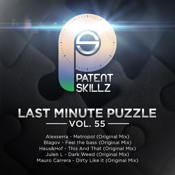 ALEXSERRA/BLAGOV/HAUS&HOF/JULEN L/MAURO CARRERA - Last Minute Puzzle Vol 55