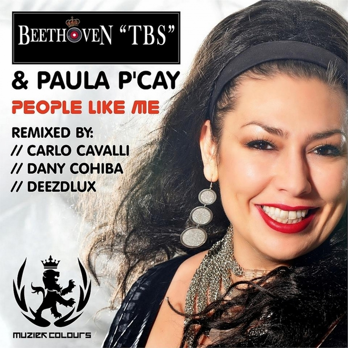 BEETHOVEN TBS/PAULA P'CAY - People Like Me