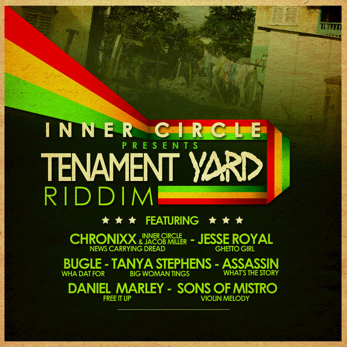 INNER CIRCLE - Tenement Yard Riddim