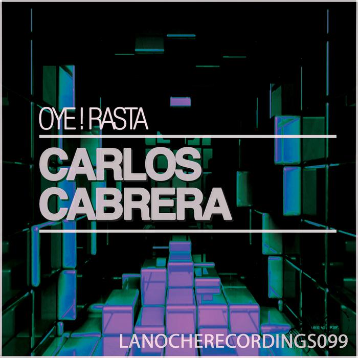 CABRERA, Carlos - Oye! Rasta