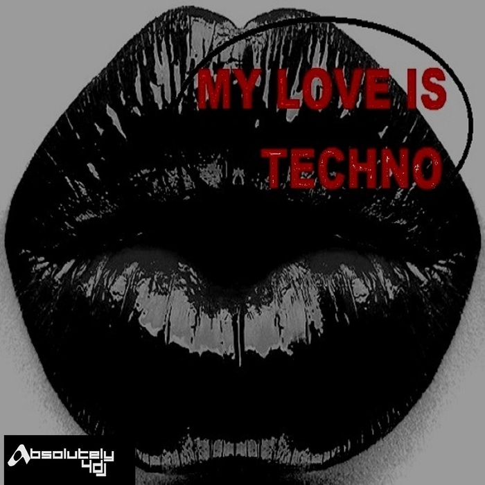 VARIOUS - My Love Is Techno