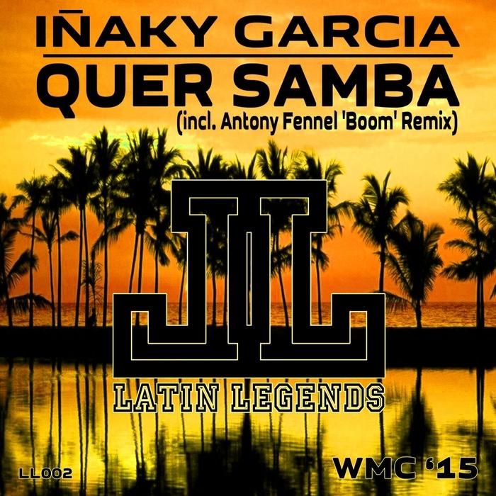 GARCIA, Inaky - Quer Samba