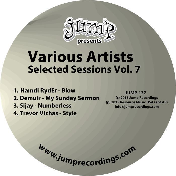 HAMDI RYDER/DEMUIR/SIJAY/TREVOR VICHAS - Selected Sessions Vol 7