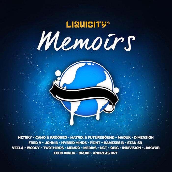 VARIOUS - Liquicity Memoirs