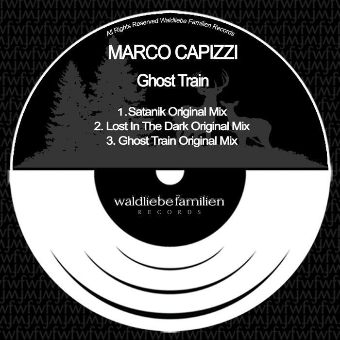 CAPIZZI, Marco - Ghost Train
