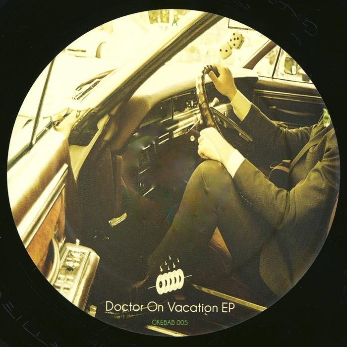JOHNSTON, James/METROBOX/SAMES/BLACK LOOPS - Doctor On Vacation EP