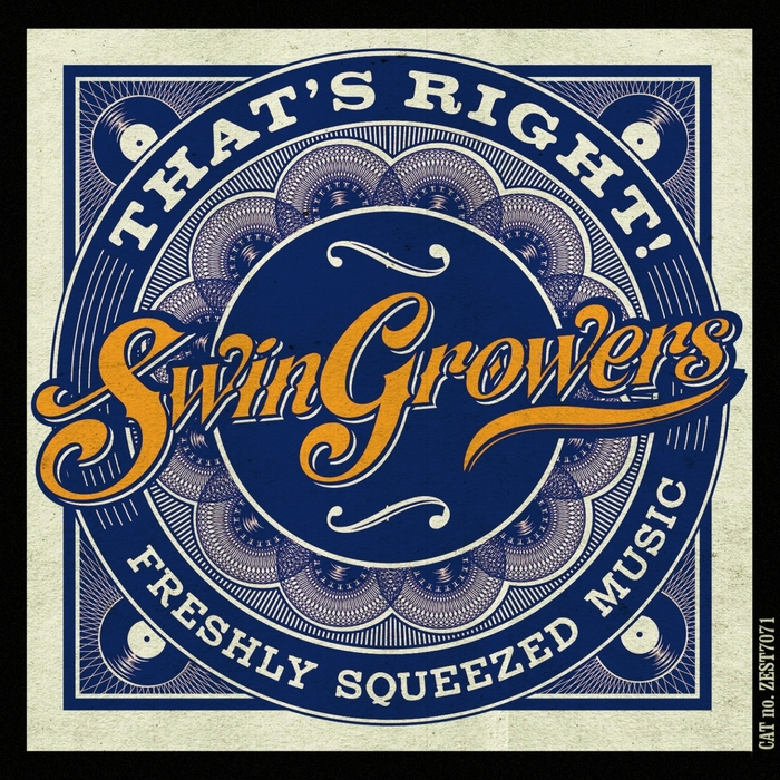 SWINGROWERS - That's Right!