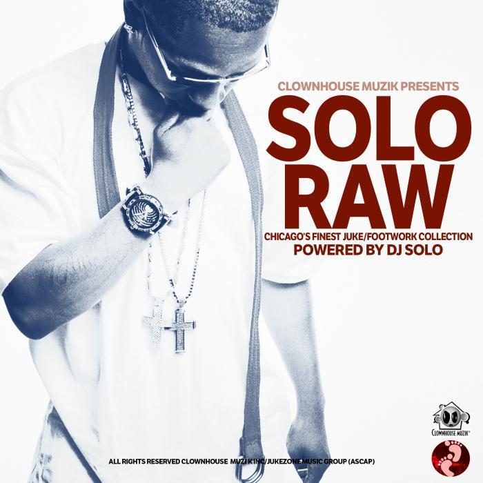 DJ SOLO - Solo Raw EP (explicit)