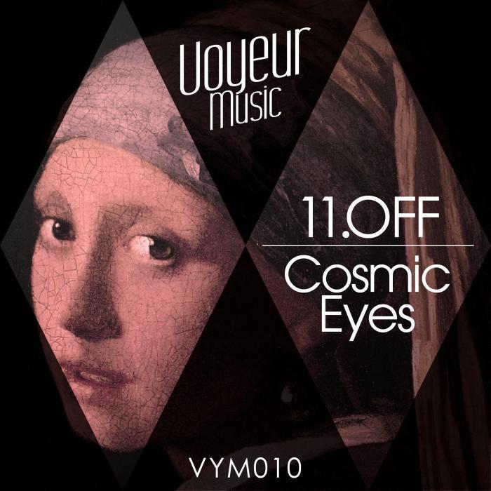 11 OFF - Cosmic Eyes