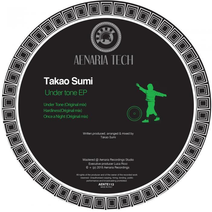 SUMI, Takao - Under Tone