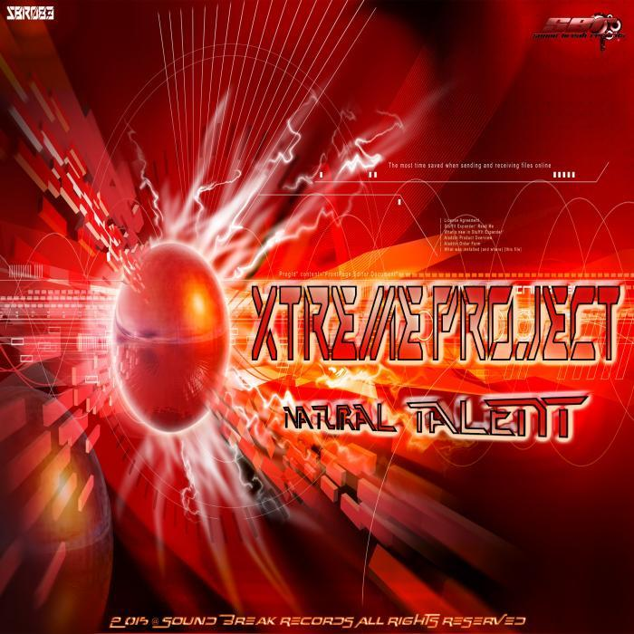 XTREME PROJECT - Natural Talent - EP (Explicit)