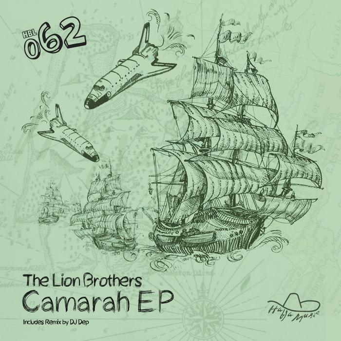 LION BROTHERS, The - Camarah EP