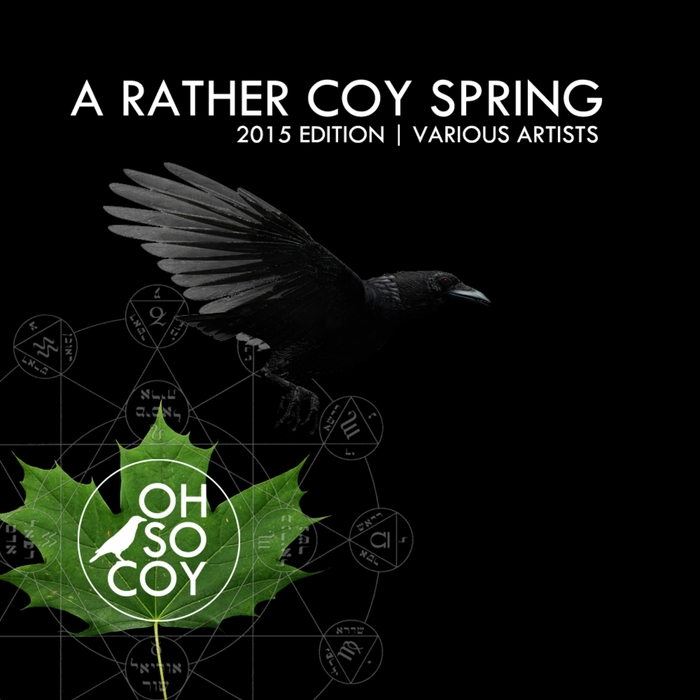 TOPEK/TIDY DAPS/DANIEL RAY/BEEKAY DEEP/SOUNDEALERS - A Rather Coy Spring (2015 Edition)