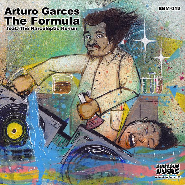 GARCES, Arturo - The Formula