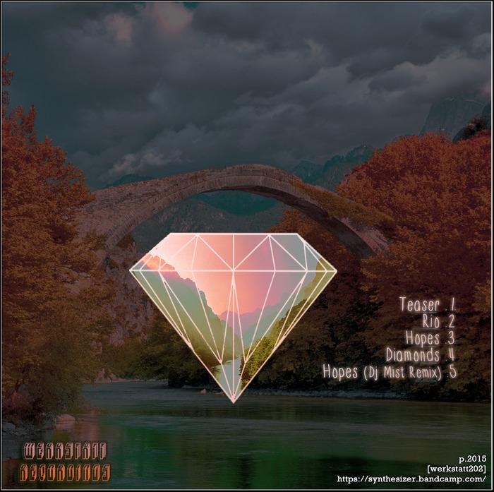 GINGER VAG - Diamonds