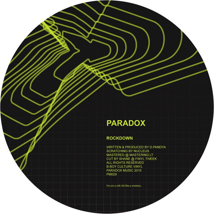 PARADOX - Rockdown