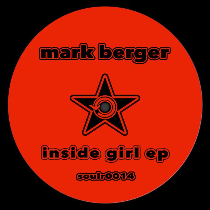 BERGER, Mark - Inside Girl EP