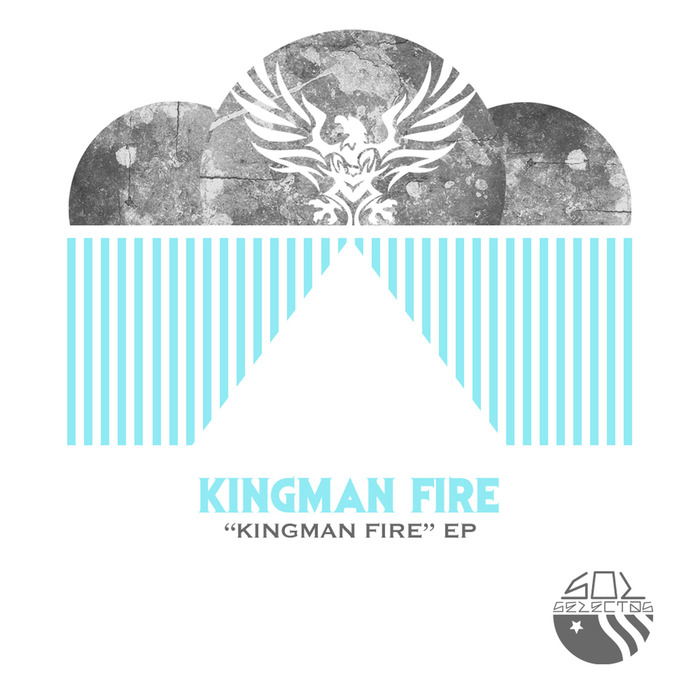 KINGMAN FIRE - Kingman Fire EP