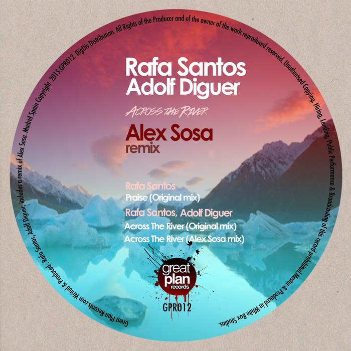 SANTOS, Rafa/ADOLF DIGUER - Across The River