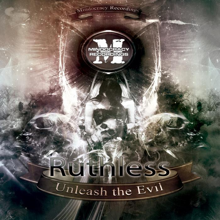 RUTHLESS - Unleash The Evil EP