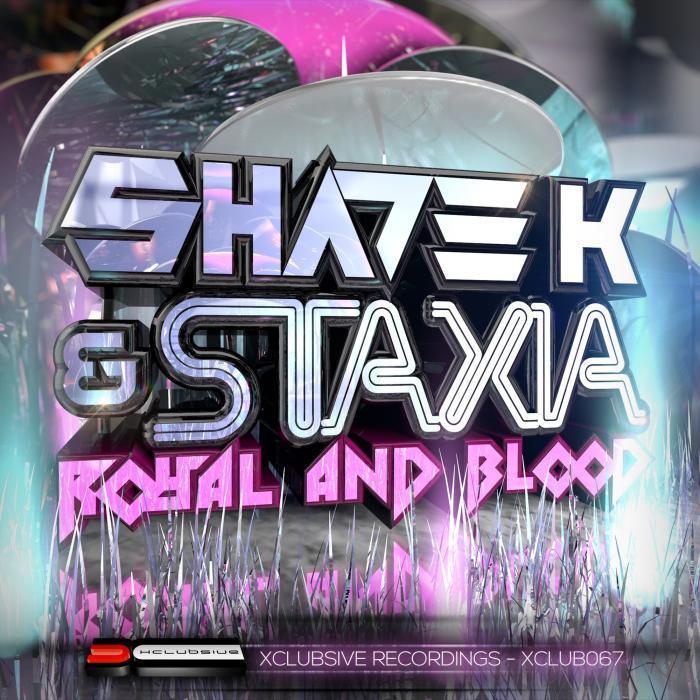 SHADE K/STAXIA - Royal & Blood