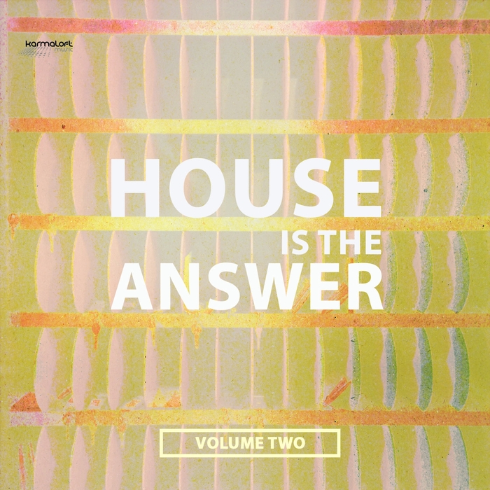 VARIOUS - House Is The Answer Vol 2 (Upcoming Club House Anthems)