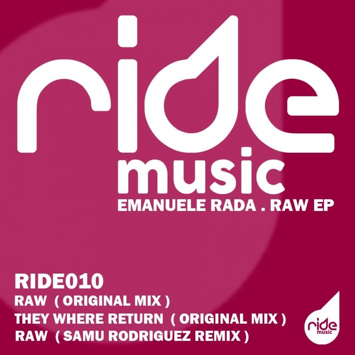 RADA, Emanuele - Raw EP