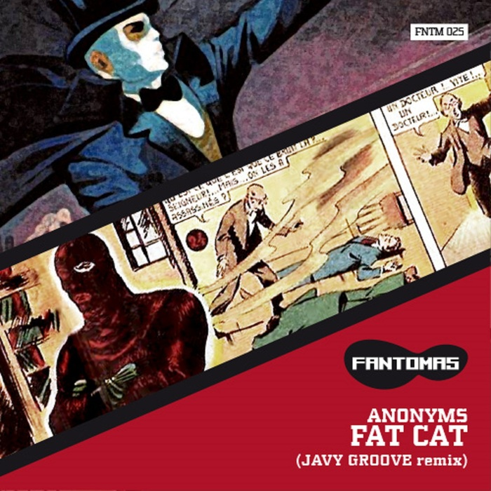 ANONYMS - Fat Cat