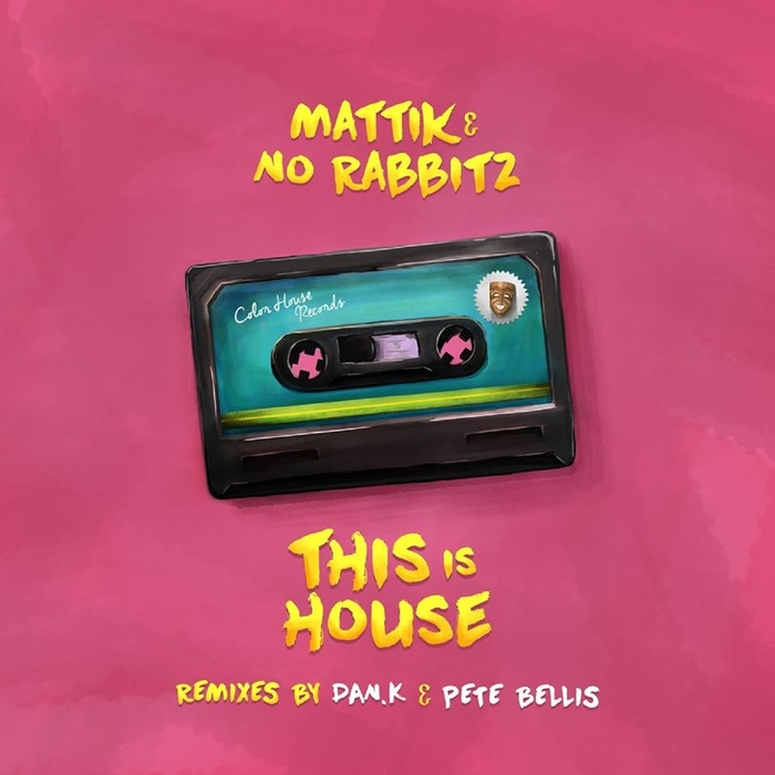 NO RABBITZ/MATTIK - This Is House