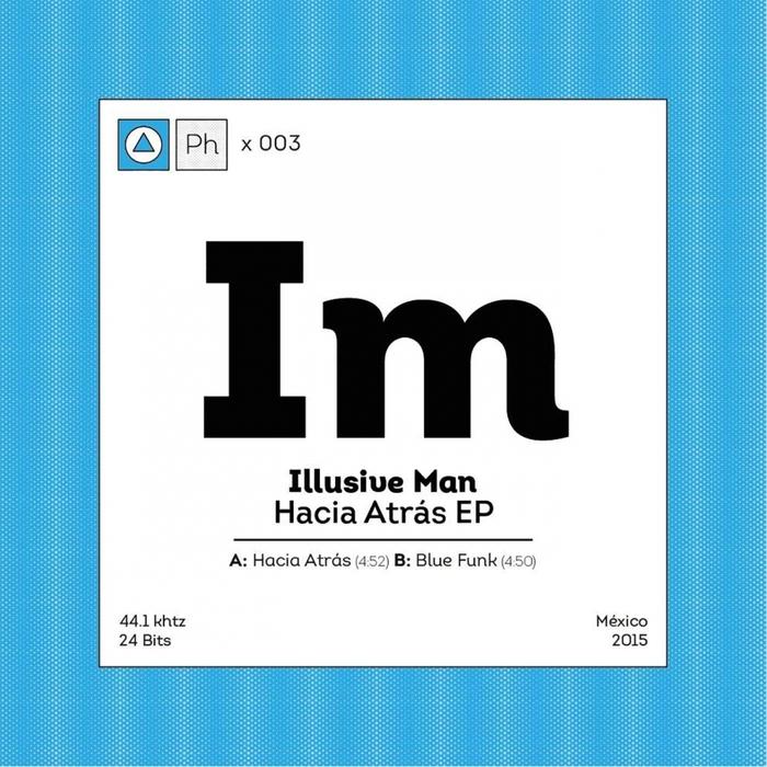 ILLUSIVE MAN - Hacia Atras
