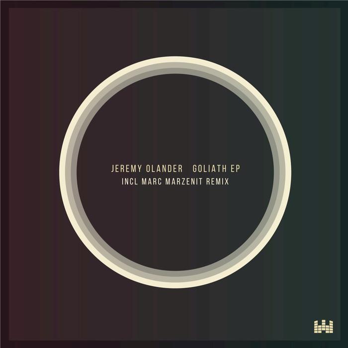 OLANDER, Jeremy - Goliath EP