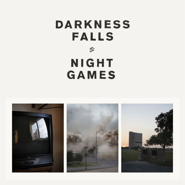 DARKNESS FALLS - Night Games