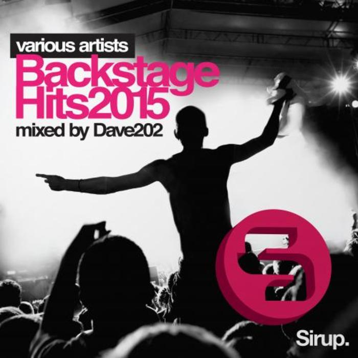 DAVE202/VARIOUS - Backstage Hits 2015 (unmixed tracks)