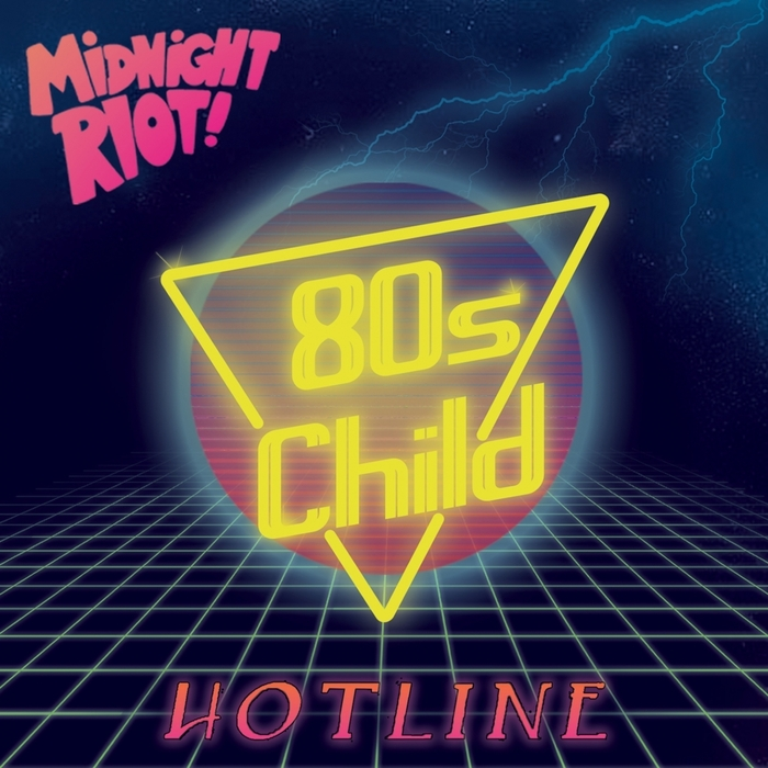 80S CHILD - Hotline EP