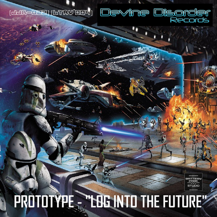 PROTOTYPE - Log Into The Future