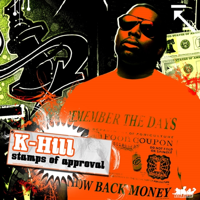 K HILL - Stamps Of Approval
