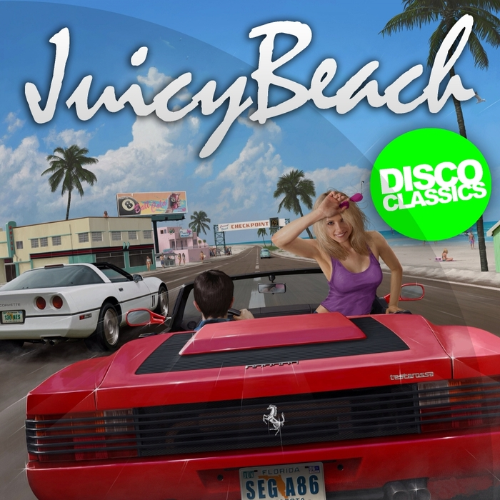 VARIOUS - Juicy Beach: Disco Classics