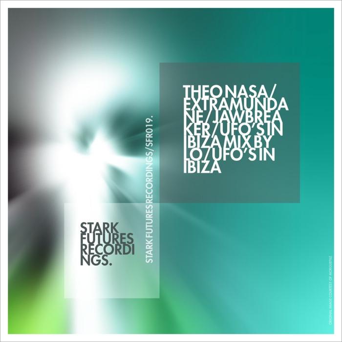 NASA, Theo - Jawbreaker - EP