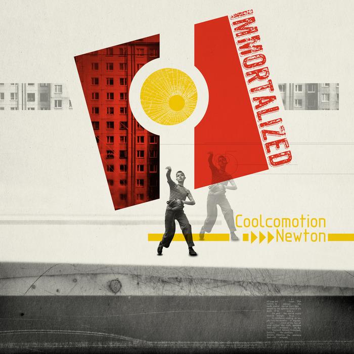 COOLCOMOTION/NEWTON - Immortalized