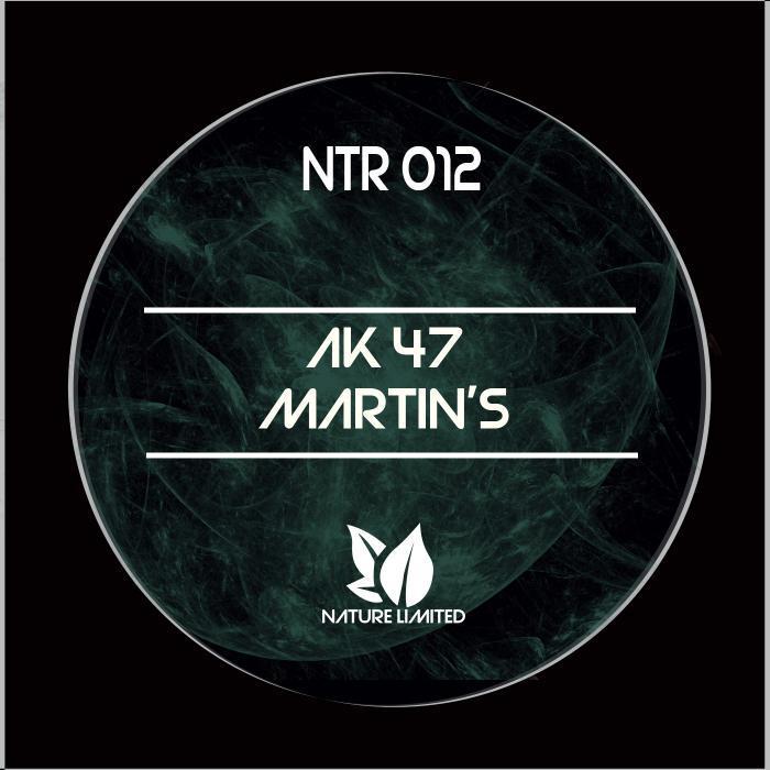 MARTIN'S - AK47 EP