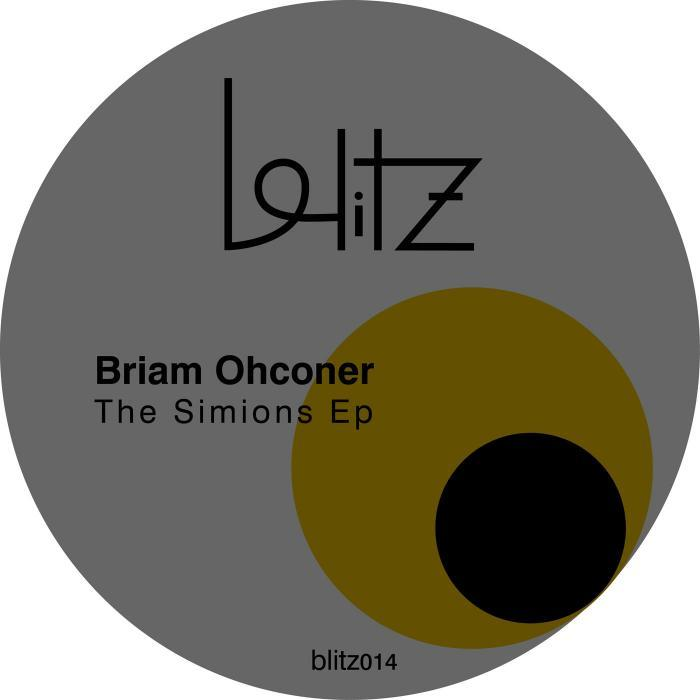 OHCONER, Briam - The Simions EP
