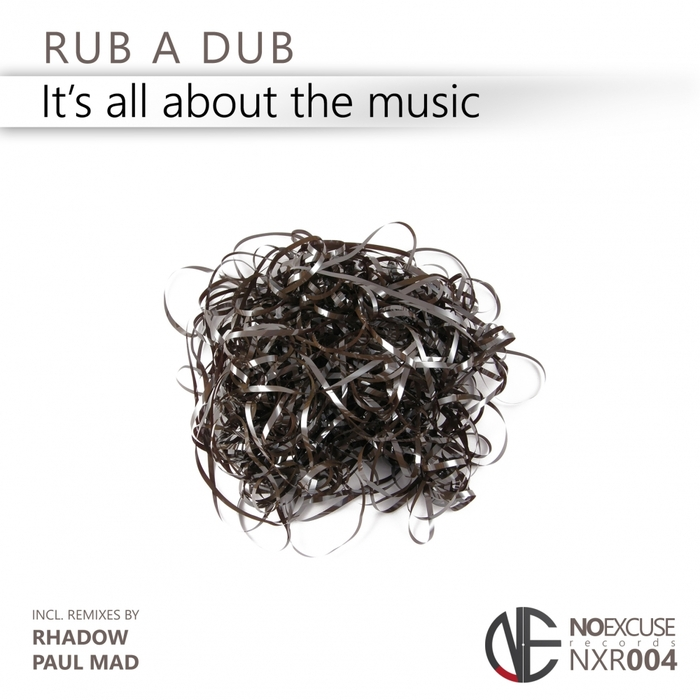 RUB A DUB - It's All About The Music