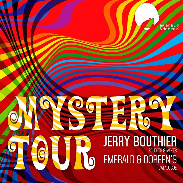 JERRY BOUTHIER/VARIOUS - Mystery Tour