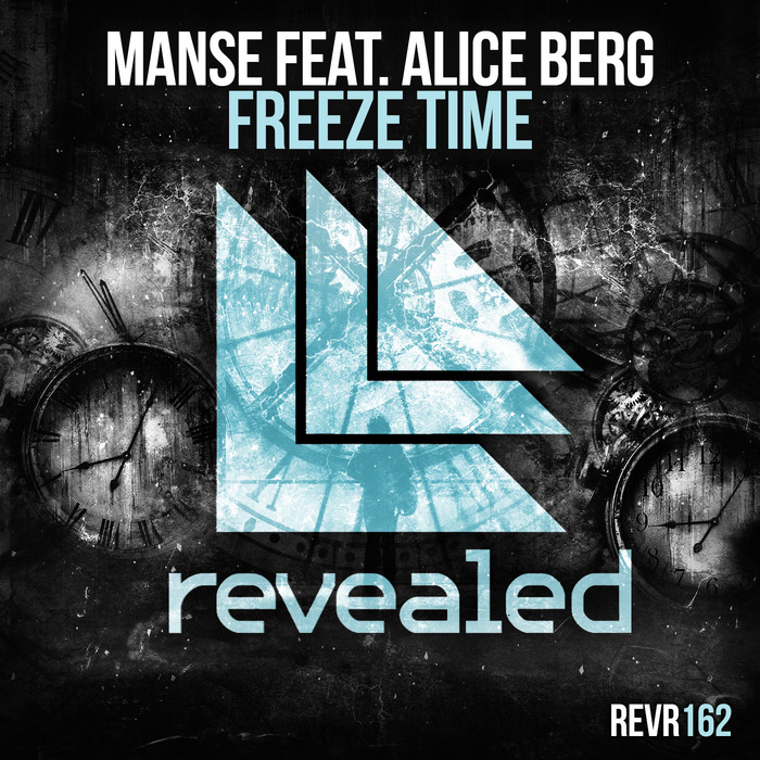 MANSE feat ALICE BERG - Freeze Time
