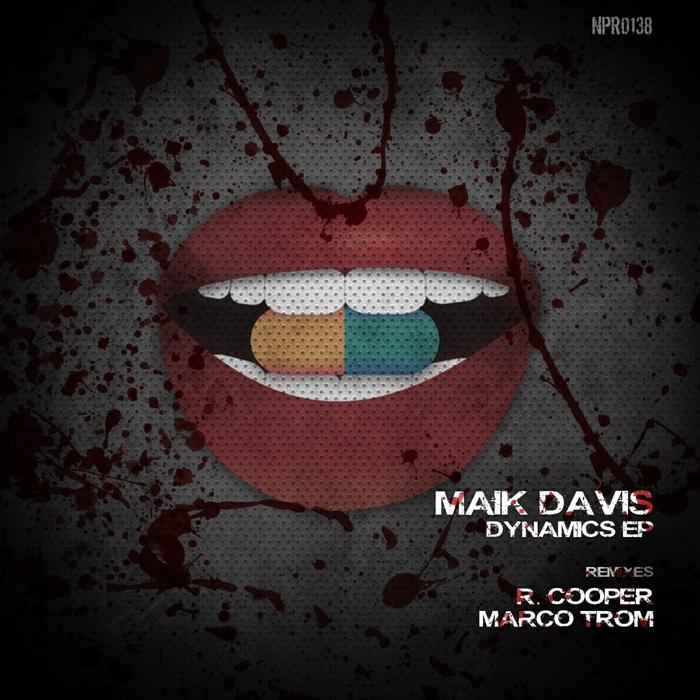 DAVIS, Maik - Dynamics EP