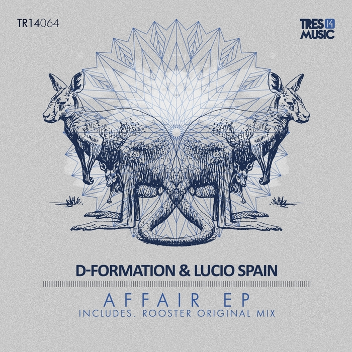 D-FORMATION & LUCIO SPAIN - Affair