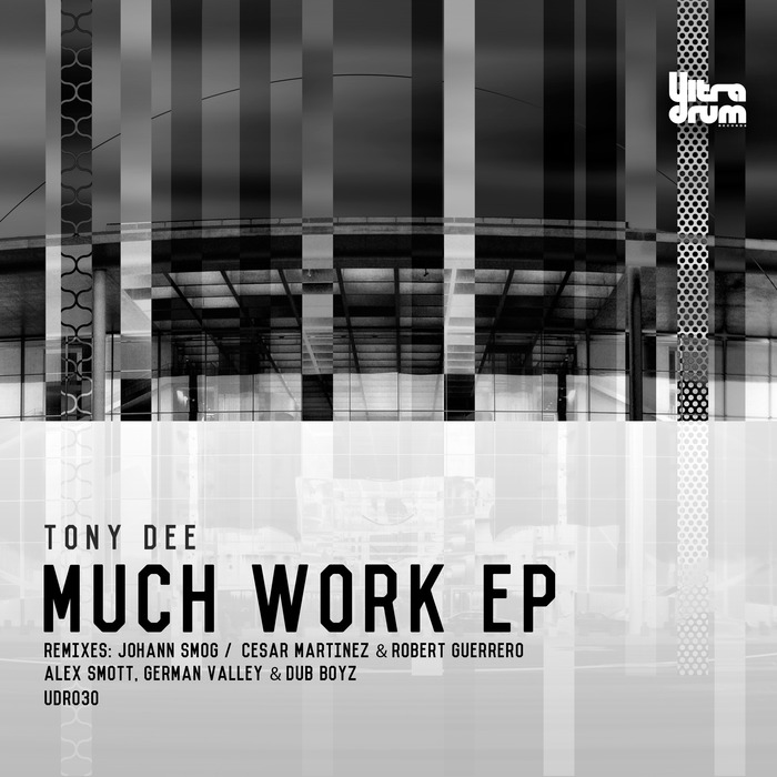 DEE, Tony - Much Work - EP