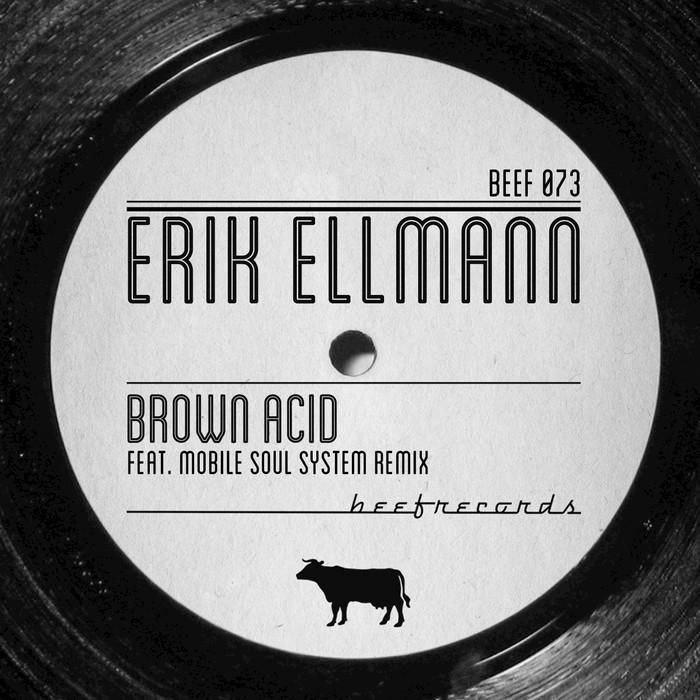 ELLMANN, Erik - Brown Acid