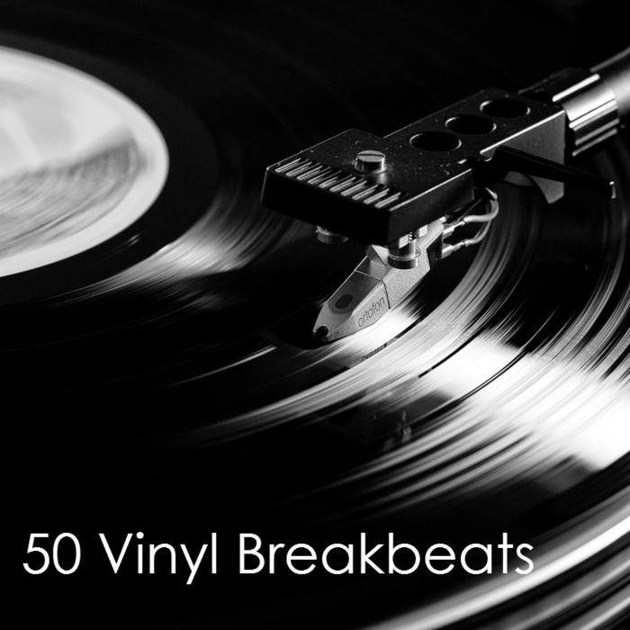 TOTALCULT - 50 Vinyl Breaks