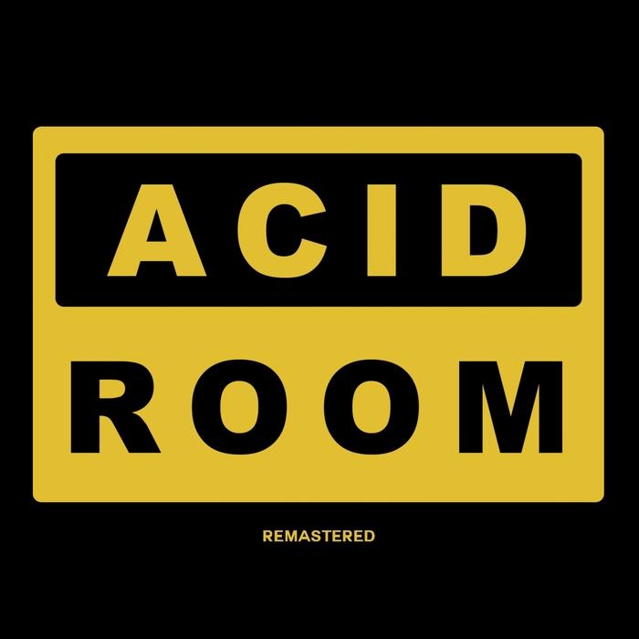 SERI (JP)/M FUKUDA - Acid Room (Remastered)